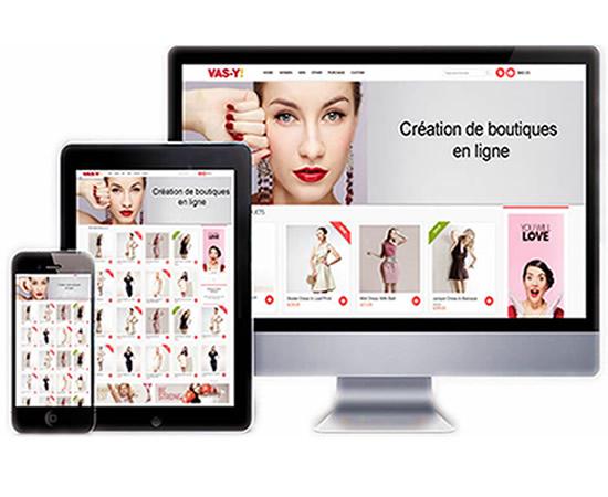 boutique en ligne wordpress pas cher